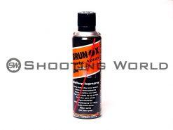 olaj, fegyverápolás, fegyverápoló, spray, brunox, fegyverápoló olaj, fegyvertisztítás, tisztítás