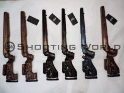 GRS Hunting, GRS Sporter, Grs állítható agyazás, GRS agyazás, állítható pofadék, pofadék, állítható, állítható tusatalp, tusatalp