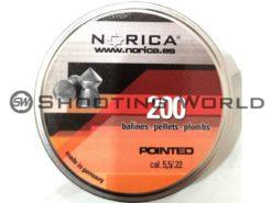 Norico Pointed 5,5 mm légpuskalőszer