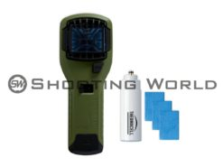 Thermacell, MR-300, kiegészítő, vadászkiegészítő, kiegészítő, vadász, riasztó, patron, lapka, oliv, zöld, olivzöld