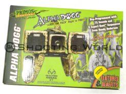 Primos, Alpha, MAX-1, vadhívó, elektromos vadhívó, vadász kiegészítő, vadász, kiegészítő,