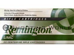 22-250 Remington UMC lőszer