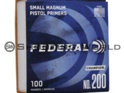 Federal 200 SPM csappantyú